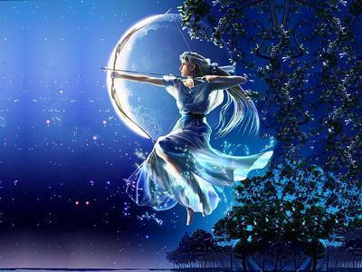 月桂女神的故事