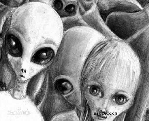 灰人,灰人绑架人类交付外星系地图